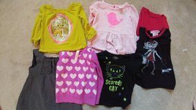 Toddler clothes in Byron, Georgia