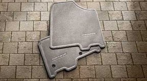 Toyota Sienna P/N: PT2060813112 CARPET FLOOR MATS. DARK GRAY. 8 PIECES in Oswego, Illinois