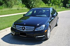 2013 Mercedes Benz C300 in Algonquin, Illinois