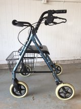 Guardian Deluxe 480 Rolling Walker in Westmont, Illinois