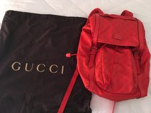 Gucci backpack (Authentic) in Okinawa, Japan