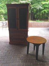 Dresser w Table in Ramstein, Germany
