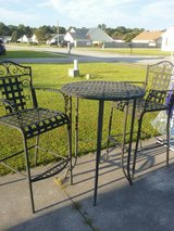 Metal Patio Furniture in Cherry Point, North Carolina