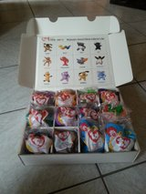 McDonalds Special Edition Beanie Babies Collectors set in original packages and never opened. Da... in Ramstein, Germany