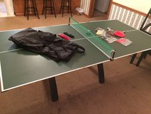 Ping pong table top in Beaufort, South Carolina