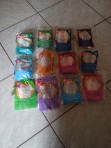 McDonalds Beanie Baby Collectors set in original packages and never opened. Dates between 1998- ... in Ramstein, Germany