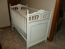 Simmons Solid Wood Crib in Sandwich, Illinois