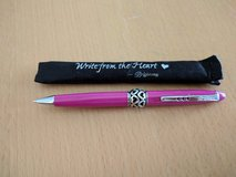 Brighton Pen with Heart Charm, brand new in Westmont, Illinois