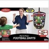 Pick-Pass Football Darts in Yorkville, Illinois
