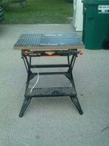 Black and Decker Work Bench in Fort Riley, Kansas