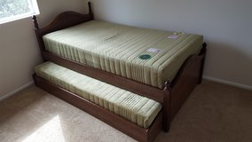 Pullout Bunk Beds in Olympia, Washington