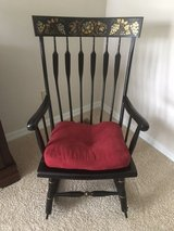 Black Boston Rocking Chair - Nichols and Stone in O'Fallon, Missouri