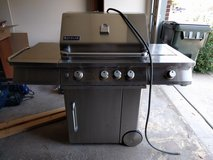 Jenn-Air natural gas grill in Glendale Heights, Illinois