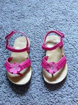 Gymboree Hot Pink Sandals size 6 in Fort Campbell, Kentucky
