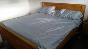 Mobil Martin Bedroom Set King Size Bed in Ramstein, Germany