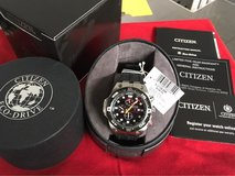 Citizens Promaster Stainless Chronograph Divers Watch in Stuttgart, GE