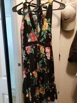 Rue 21 Floral Halter Dress size L in Fairfield, California