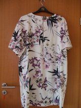 Floral Dress in Ramstein, Germany