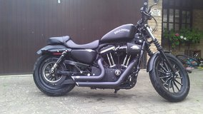Harley Davidson Iron 883 in Alconbury, UK