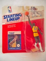 Kreem Abdul Jabbar Kenner Starting Lineup 1988 in Lake Elsinore, California