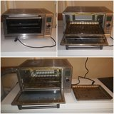 Cuisinart Toaster Oven with cooking tray in San Clemente, California