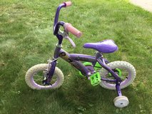 "Girl's 12"" Tinker Bell bicycle in Aurora, Illinois"