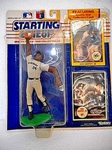 1990 Jumping Ken Griffey Jr Starting Lineup MLA Baseball Rookie Year in Lake Elsinore, California