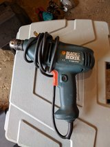 Black and decker power drill in New Lenox, Illinois