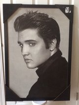NEW! VERY BIG Canvas of Elvis Presley 26x38 in Chicago, Illinois