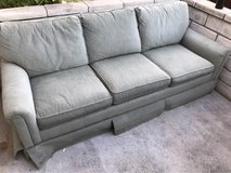 FREE green pullout couch in Temecula, California