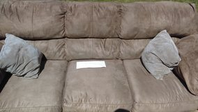 Couch in Fort Lewis, Washington
