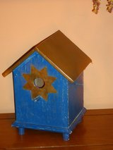 large bird house-  decorative in St. Charles, Illinois