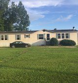 Spacious Double Wide in Cherry Point, North Carolina