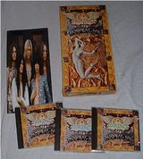 1991 Aerosmith Pandora's Box 3CD Set with Photo Box in Clarksville, Tennessee