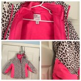 18-24 Month Girls Children's Place Winter Coat in St. Charles, Illinois
