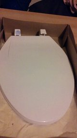 BRAND NEW OBLONG TOILET SIT in Naperville, Illinois