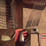 Set of Ping G10 Irons (golf clubs) in Lawton, Oklahoma