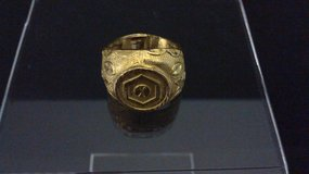 MEN'S 18 KARAT GOLD RING in Algonquin, Illinois