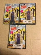 Dvd  My name is earl  #1-2 4 (#3 missing) in Okinawa, Japan
