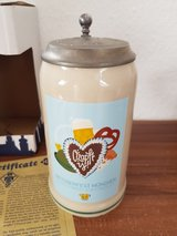 2017 Oktoberfest Stein Large 1 Liter Mug in Ramstein, Germany