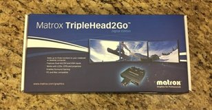 Matrox TripleHead2Go Digital Edition 3 Monitor Expansion in Fort Lewis, Washington