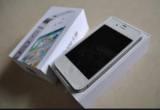 Apple iPhone 4s  32 GB White Unlocked CDMA GSM in Rota, Spain