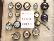 16 glass ball watches in Ramstein, Germany