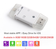 NEW IPhone /Ipad/ Android / Tablet SD/TF DATA TRANSFERABLE CARD READER in Okinawa, Japan