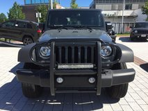 2016 Jeep Wrangler Unlimited Warrior LAST ONE LEFT LAST CHANCE TO BUY in Spangdahlem, Germany