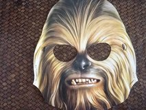 Chewbacca Paper Mask in Ramstein, Germany