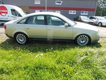 AUDI A6 2.4! MANUEL! NEW INSPECTION! ONLY 2 KM FROM RAMSTEIN AB! in Ramstein, Germany