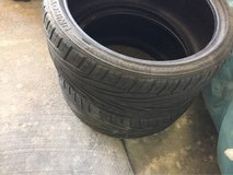 2x 235/35 R19 tires in Ramstein, Germany
