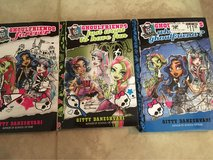 Monster High Books in Fort Campbell, Kentucky
