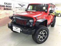 2015 Jeep Wrangler Unlimited in Baumholder, GE
